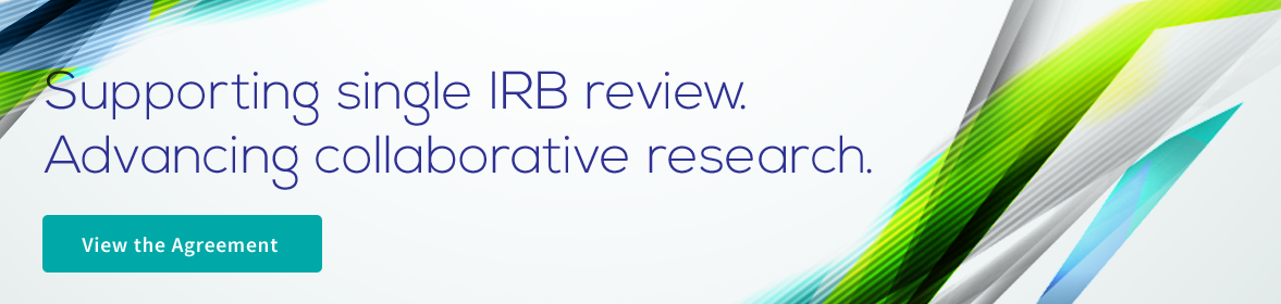 SMART IRB: Supporting single IRB review